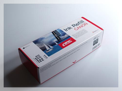 Černá plnící sada do tiskárny Canon PIXMA MP495