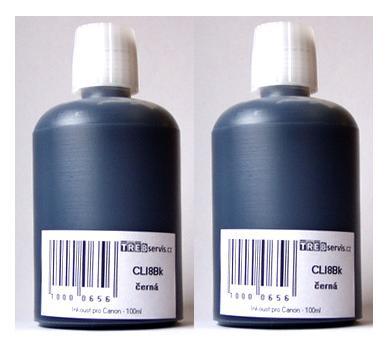 200ml černý inkoust do tiskárny Canon PIXMA MP960
